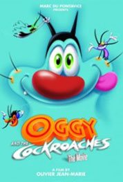 Oggy and the Cockroaches - Movie