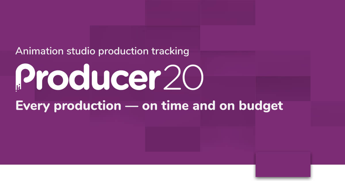 Toon Boom Producer 20