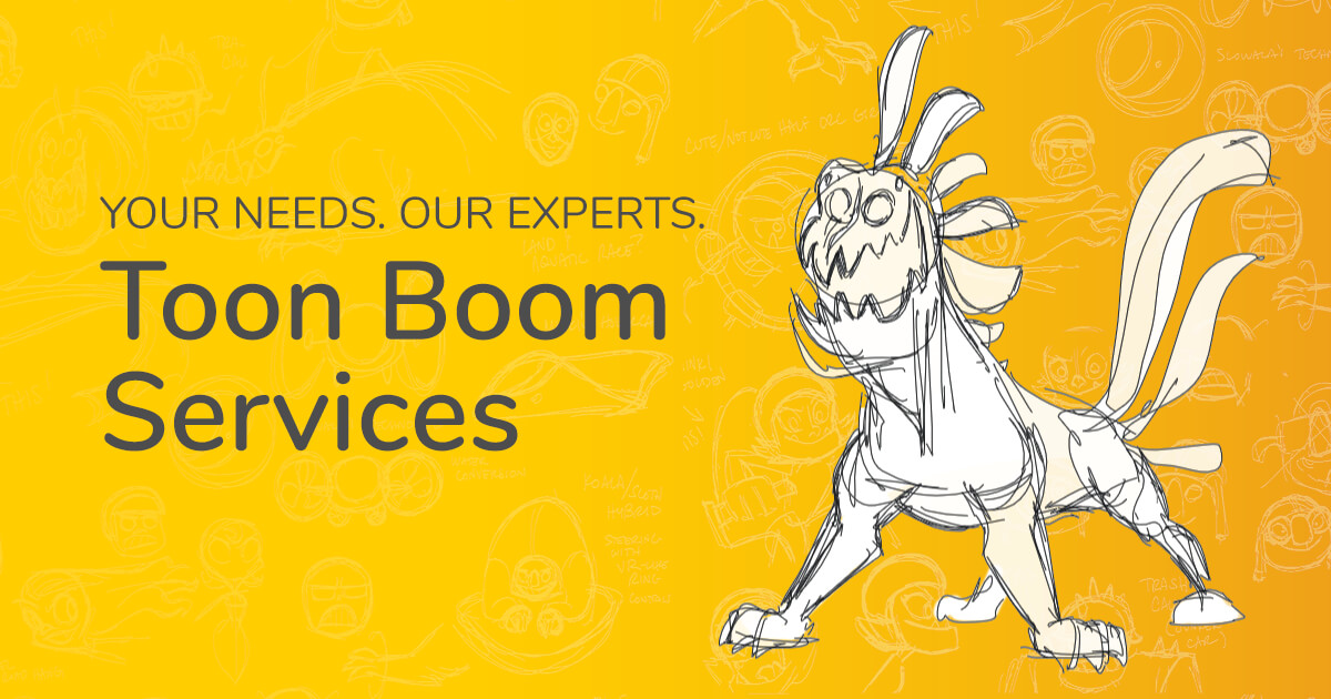 Toon Boom Services