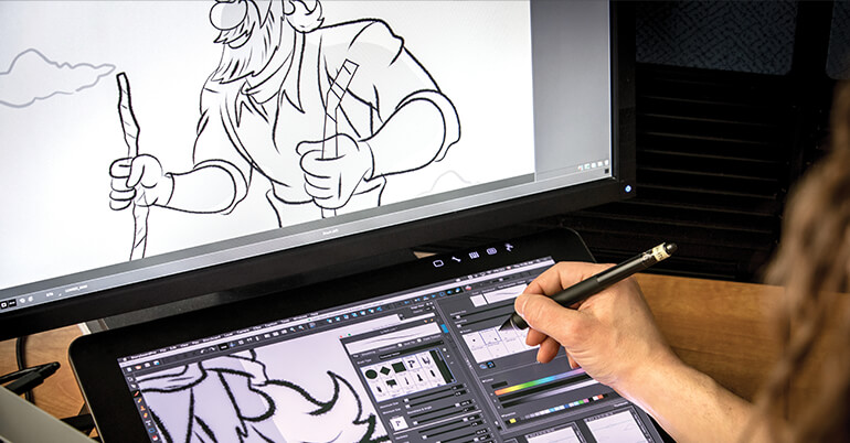 Discover the New Features in Storyboard Pro 6